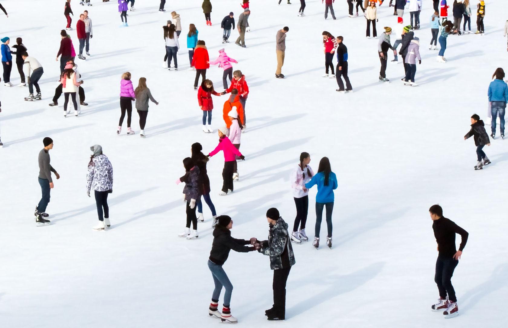 Ледовый дворец на стадионе «Олимпийский» (г. Чебоксары)