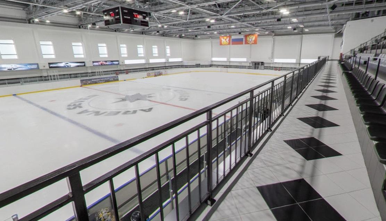 Ледовый дворец «Арена-Север»